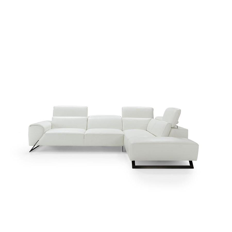 PB-26RIC Leather Sectional-Palma-Brava