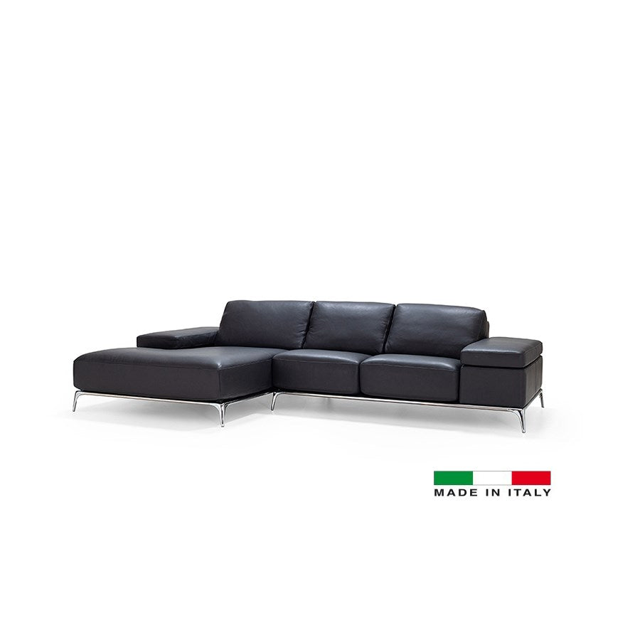 PB-26ARI Leather Sectional