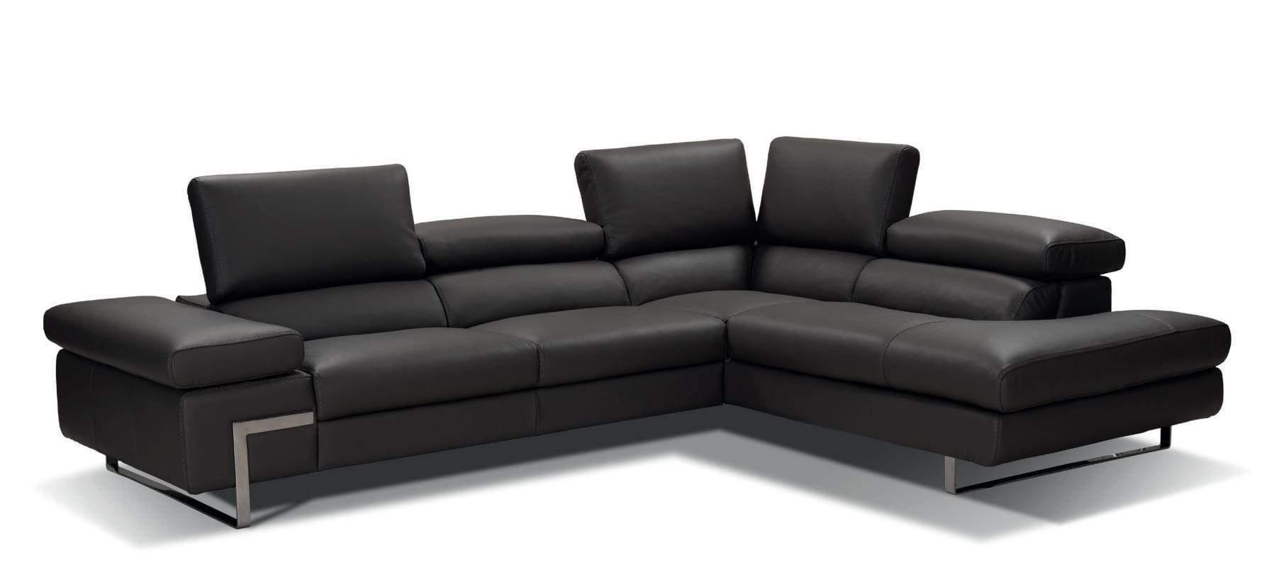 PB-24-I716 Leather Sectional-Palma-Brava