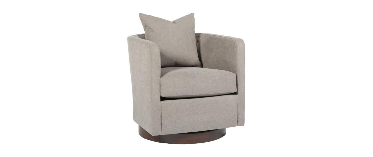 Jasper Swivel Chair-Palma-Brava