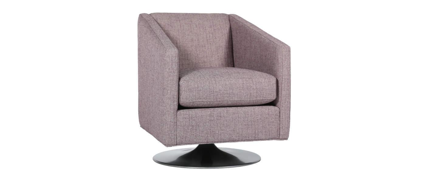 Louis Swivel Chair-Palma-Brava