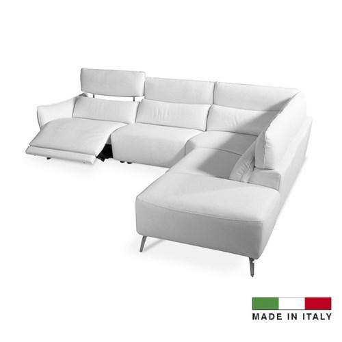 PB-26RIM Leather Sectional-Palma-Brava