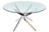 PB-02ELI Round Top Dining Table-Palma-Brava
