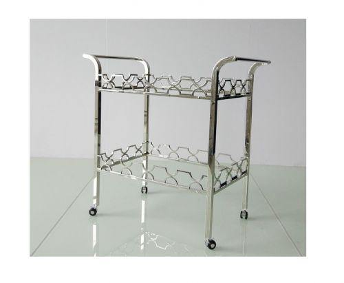 PB-17-RW2068 Bar Cart -Floor Display-Palma-Brava