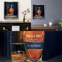 Load image into Gallery viewer, Original Oil Paining - Angel's Envy Mizunara Cask Finish