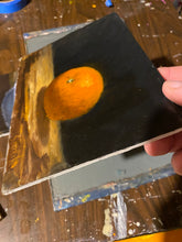 Load image into Gallery viewer, Oil Painting - Orange Study -  Proceeds benefit Parkinson's Foundation