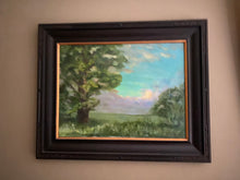 Load image into Gallery viewer, Original Oil Painting - Summer Sunset