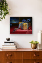 Load image into Gallery viewer, Oil Painting - The Last One - Proceeds benefit Parkinson's Foundation
