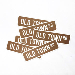 Old Town Rd Sticker