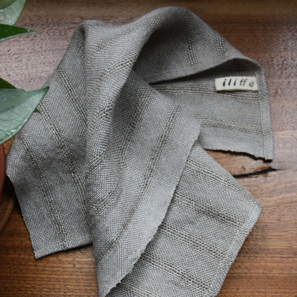 Linen Napkin in Sand Bank