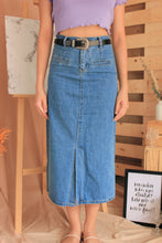 Load image into Gallery viewer, Sloan Denim Skirt