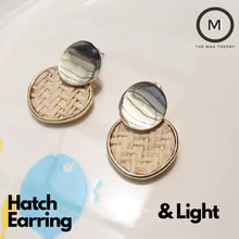 Load image into Gallery viewer, Hatch Earring