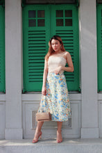 Load image into Gallery viewer, Zelda Floral Midi Skirt