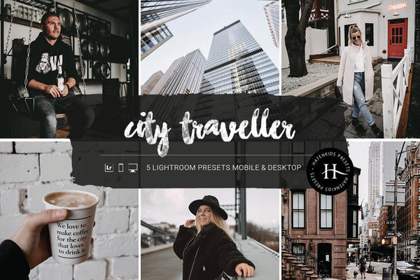 CITY TRAVELLER PRESETS - Hafenkids