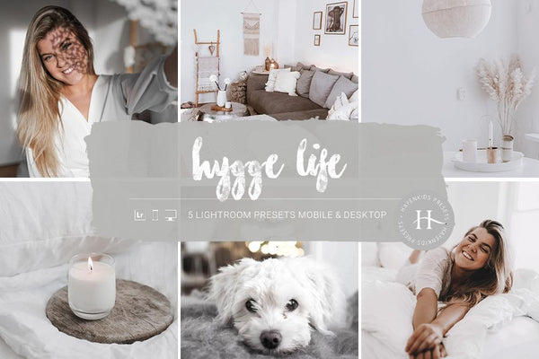 HYGGE LIFE PRESETS - Hafenkids