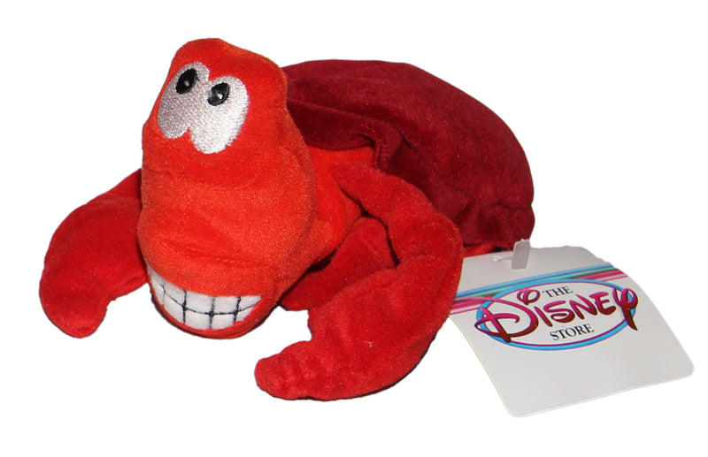 Disney Plush: The Little Mermaid's Sebastian
