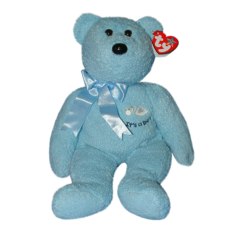 Ty Buddy: Baby Boy the Bear