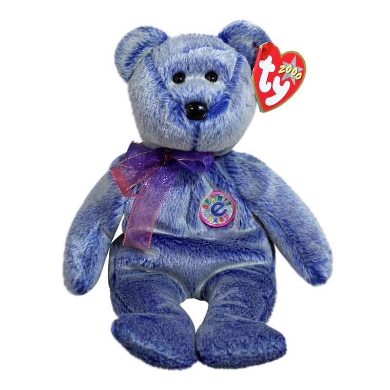 Ty Beanie Baby: Periwinkle the Bear