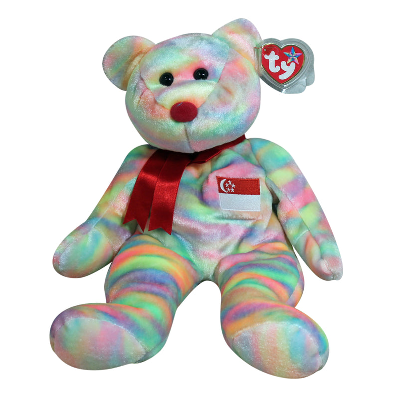 Ty Buddy: Singabear the Bear