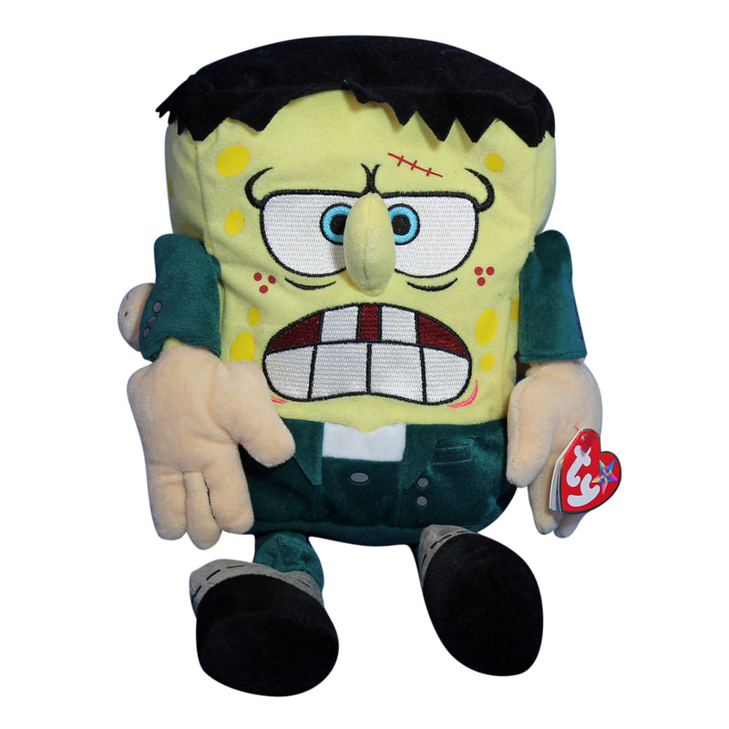 Ty Buddy: SpongeBob as Frankenstein