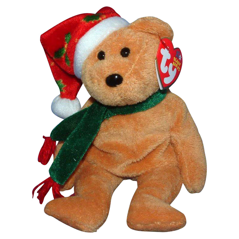 Ty Beanie Baby: 2003 Holiday Teddy the Bear