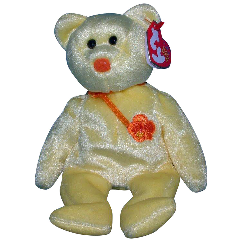 Ty Beanie Baby: Bunga-Raya the Bear - Malaysia Exclusive