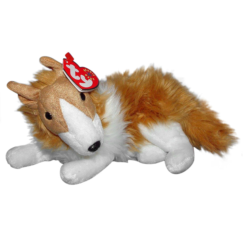 Ty Beanie Baby: Cassie the Collie Dog