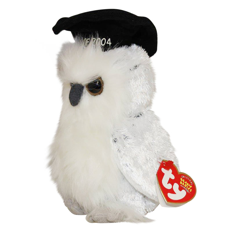 Ty Beanie Baby: Class of 2004 the Graduation Owl
