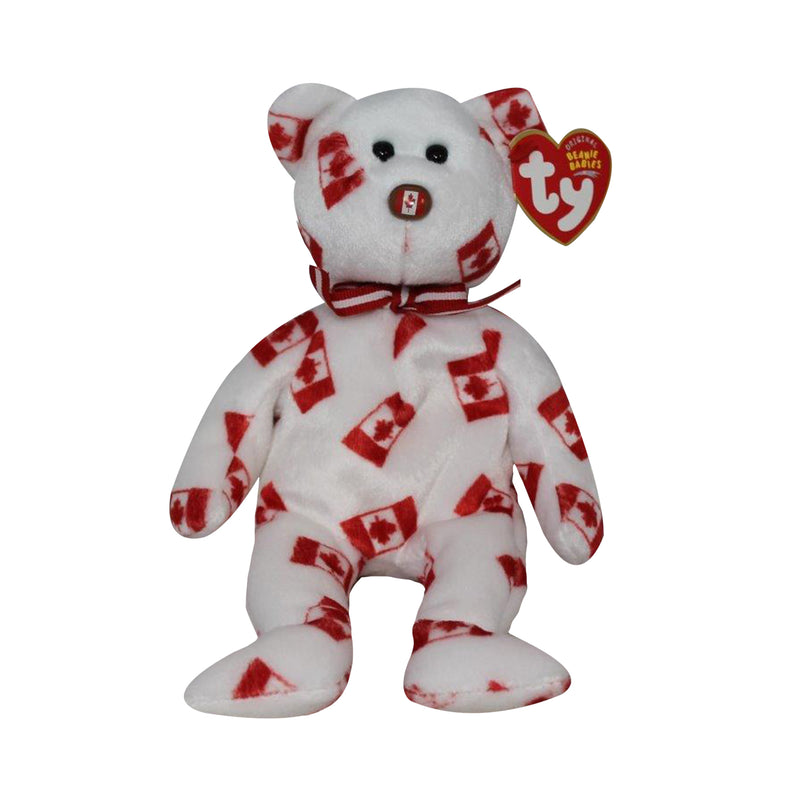 Ty Beanie Baby: Discover the Bear - Canada