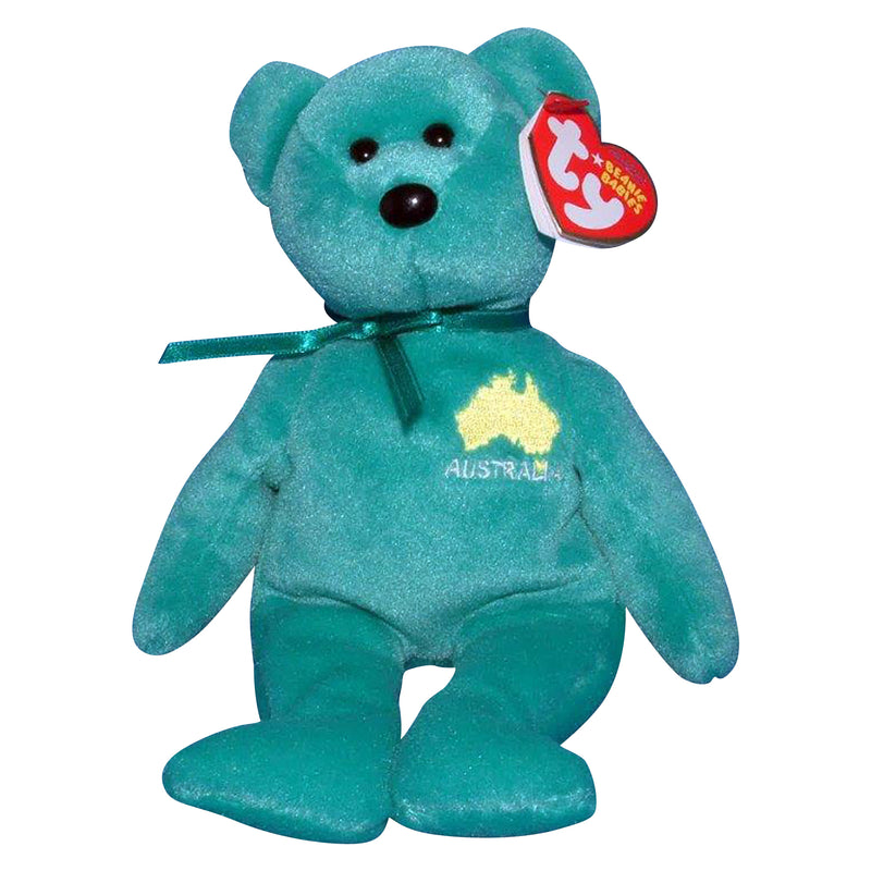 Ty Beanie Baby: Down Under the Bear - Australia Exclusive