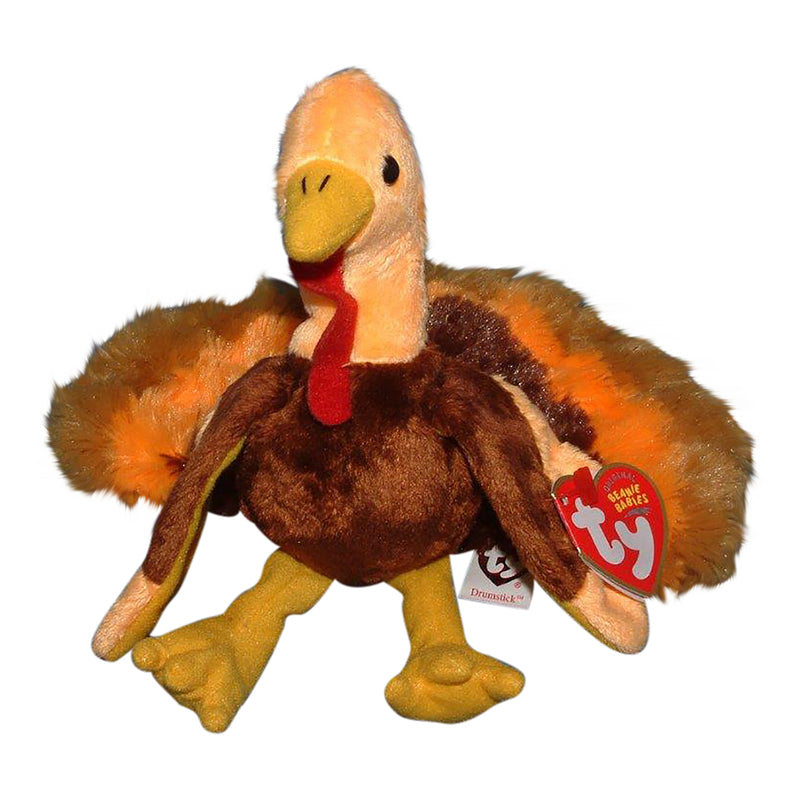 Ty Beanie Baby: Drumstick the Turkey