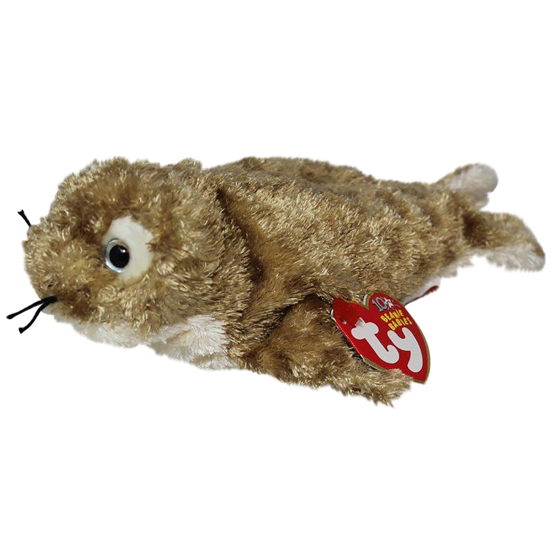 Ty Beanie Baby: Fins the Seal
