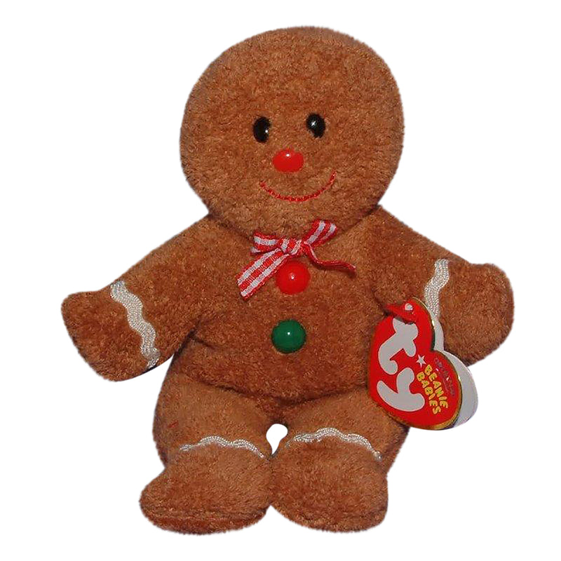Ty Beanie Baby: Hansel the Gingerbread Man