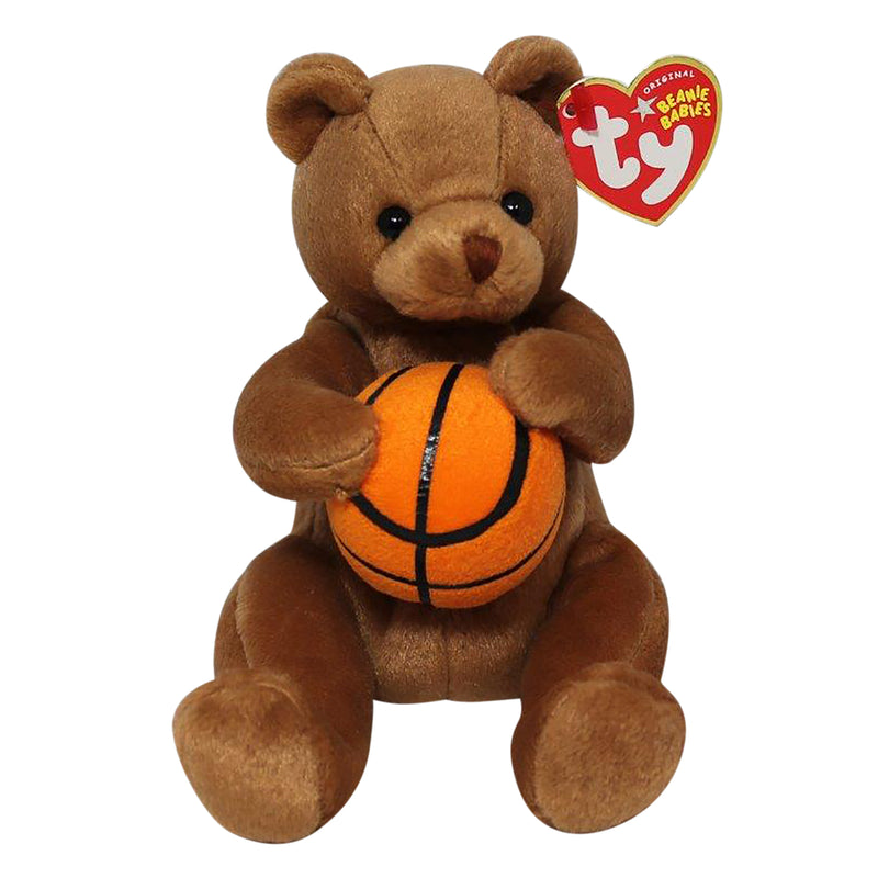 Ty Beanie Baby: Hoops the Bear