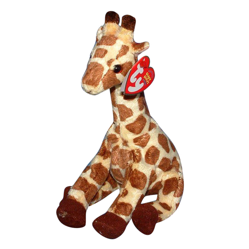 Ty Beanie Baby: Jumpshot the Giraffe