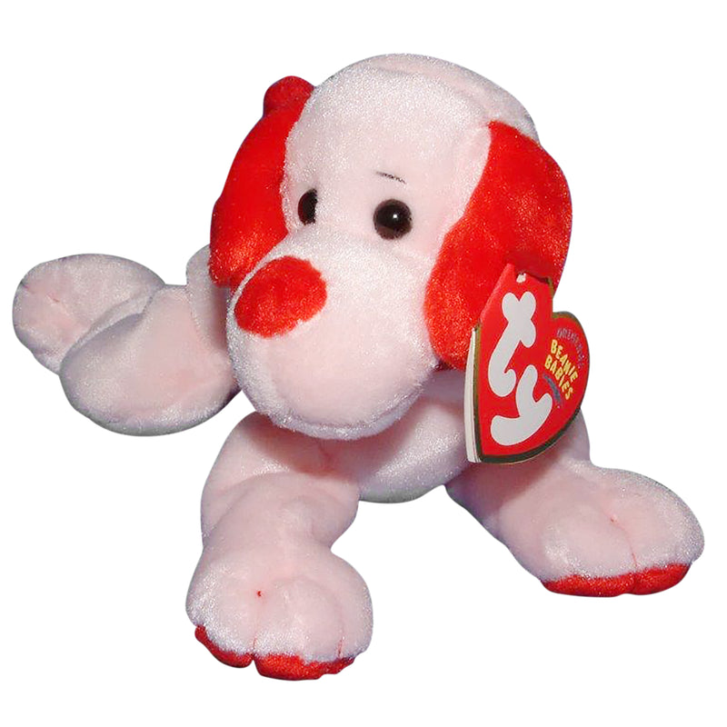 Ty Beanie Baby: Lovey Dovey the Dog