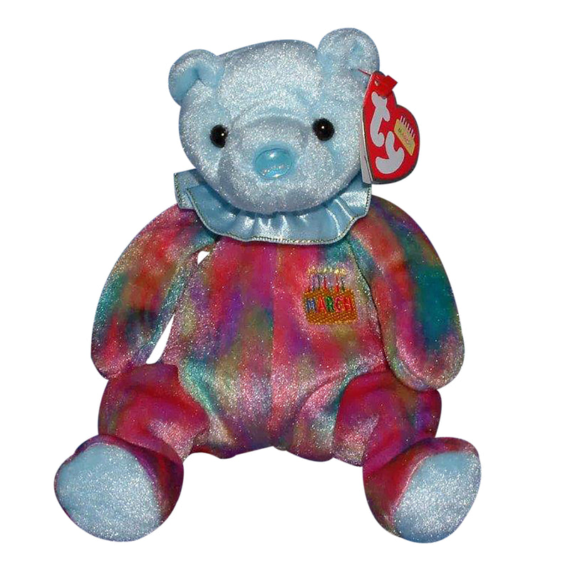 Ty Beanie Baby: March the Bear