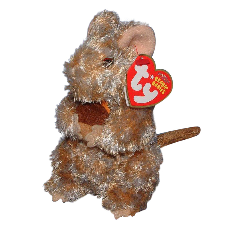 Ty Beanie Baby: Oakdale the Mouse