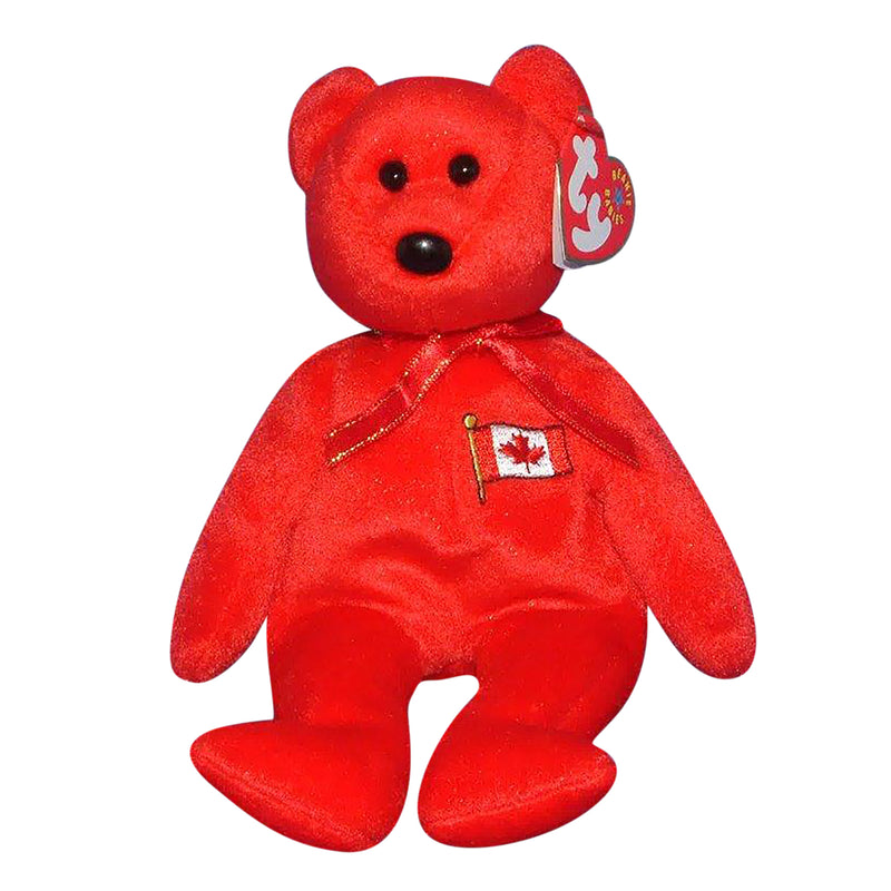 Ty Beanie Baby: Pierre the Bear