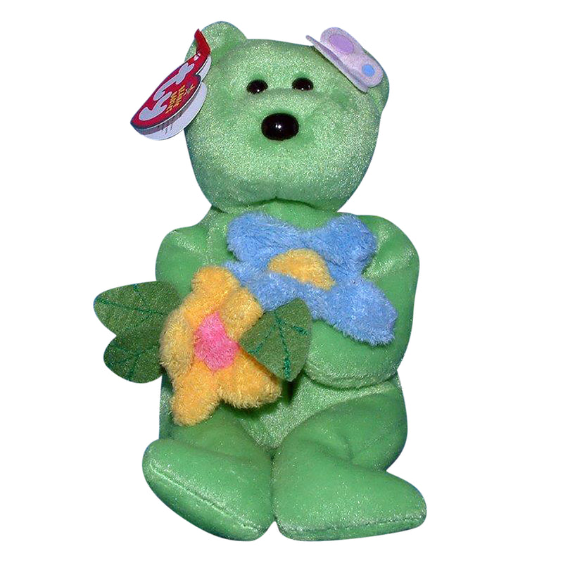 Ty Beanie Baby: Raine the Bear
