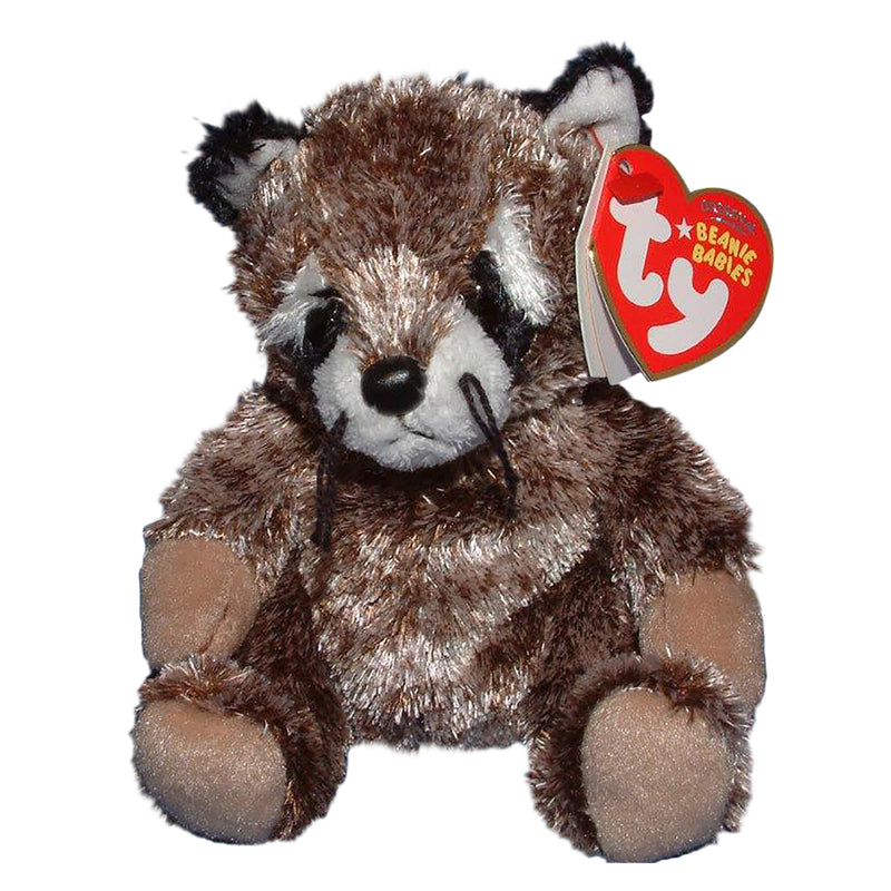 Ty Beanie Baby: Sneaks the Raccoon