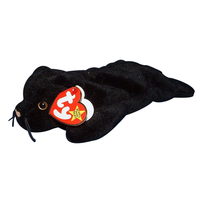 Ty Beanie Baby: Velvet the Panther