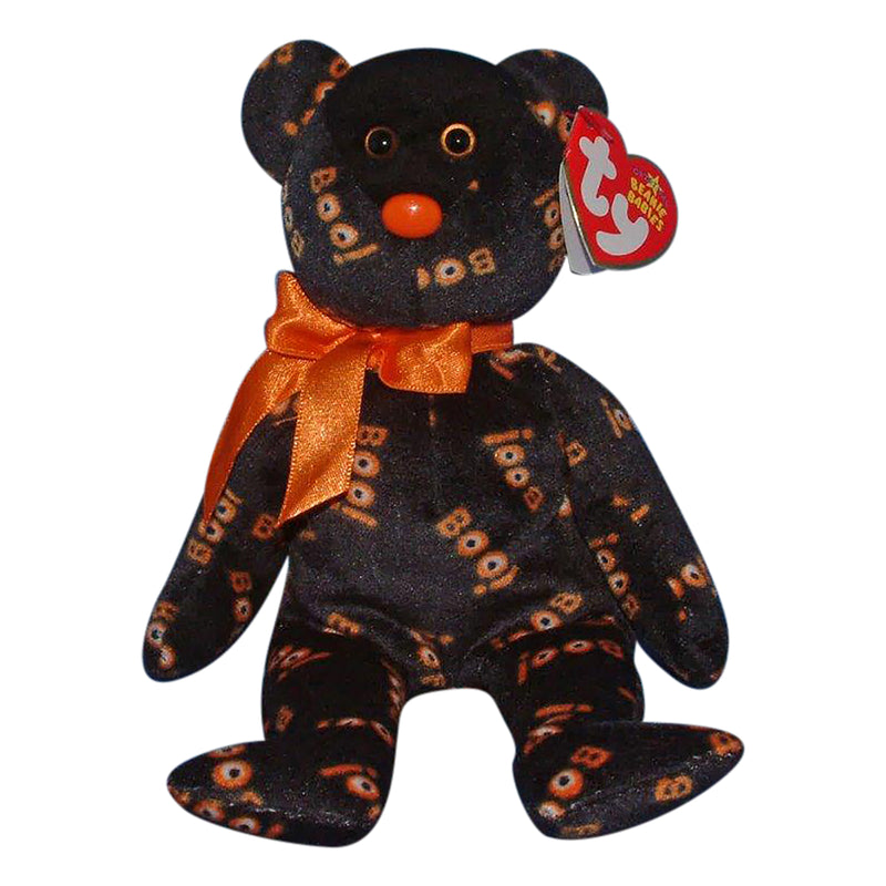 Ty Beanie Baby: Yikes the Bear - Hallmark Gold Crown Exclusive