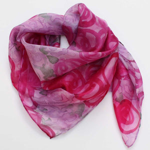 The Garden Square Scarf