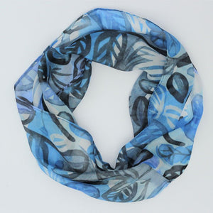 Swirling Leaves Snood