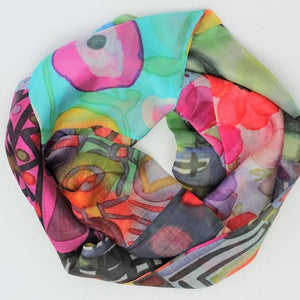 Patchwork Double Snood