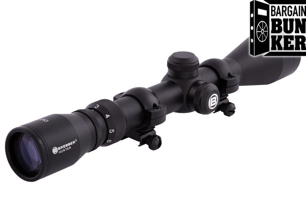 Hunter 3-9x40 Riflescope