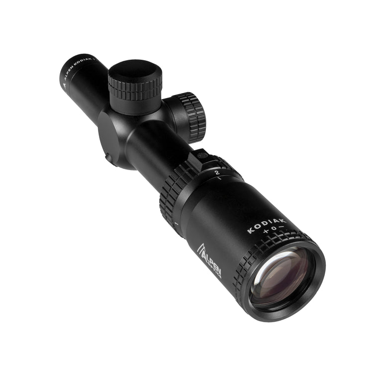 Alpen Kodiak 1-4x24 Riflescope