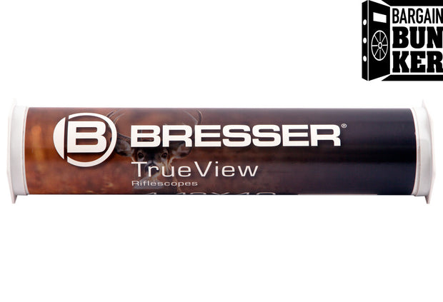TrueView 4-12X40 Riflescope