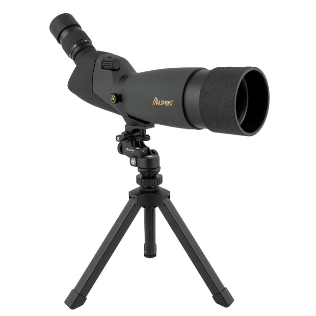 Alpen Shasta Ridge 20-60x80 Waterproof Spotting Scope